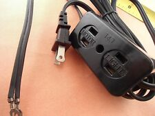 POWER CORD LIGHT & MOTOR BLOCK SINGER BROTHER New Home Necchi Riccar Janome
