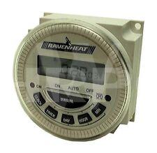 RAVENHEAT TM6192 DIGITAL TIMER NEW - COMPATIBLE