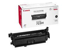 Toner Canon d'Origine 723H BK noir 2641B011 pour i-SENSYS LBP7750 A-Ware