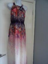 STUNNING  LADIES LITTLE MISTRESS  SUMMER  LONG MAXI DRESS   SIZE  18 NEW