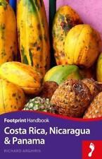 Costa Rica, Nicaragua & Pana Handbook von Richard Arghiris (2017, Gebundene Ausgabe)