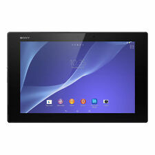 Sony Black Tablets & eReaders