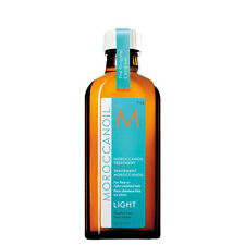 BEST PRICE Moroccanoil Moroccan Argan Oil Hair LIGHT Treatment 100ml BONUS Pump