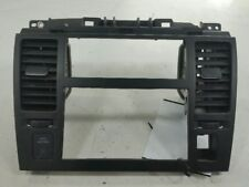 2007 NISSAN VERSA DASH AIR VENT CENTER MIDDLE