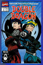 DOUBLE DRAGON # 1  - 1991   (fn-) from Video Game