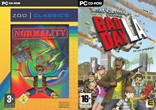 normality & american mcgee bad day la    new&sealed