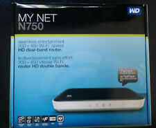 NEW  My Net N750 HD Dual Band Router Wireless WiFi Router Accelerate HD