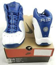 Nike 1999 Air C14 TB 531001-101 Vintage BBall Shoes Womens Sz 13 US Blue / White