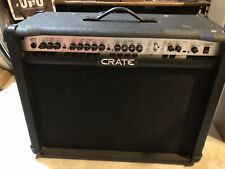 Crate Gtx212 120 watts Guitar Amp/ Dsp Fx Not Working/ Selling For Parts