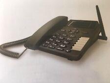 BIG BUTTON SENIORS 3G WIRELESS DESKTOP PHONE NEO 3000 USES 3GSIM