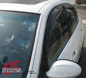 Vent Shade Window Visors Rain Guard Out-Channel 2.0mm Buick Regal 11-17 4pcs