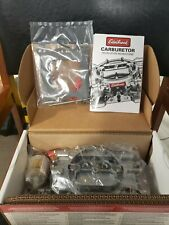 New Edelbrock 1406 Performer 600 CFM 4 Barrel Carburetor, Electric Choke