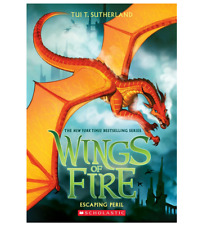 Wings of Fire: Escaping Peril (Wings of Fire, Book 8) 8 by Tui T. Sutherland (20