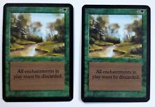 Tranquility (2) LP/MP Alpha MTG Magic the Gathering