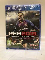Pes 2019 Pro Evolution Soccer KONAMI PlayStation Ps4