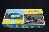 W155 KIBRI Train Maquette Ho 9694 Pont ferroviaire diorama pour pieces