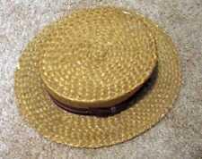6e56083ff04 Brown Vintage Hats for Men 7 1 8 Size