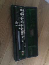 Antique Ébonite Boehm System flute Made By Rudall Carte A440