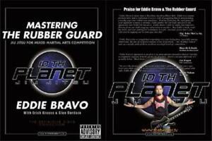 Mastering the Rubber Guard 3 DVD Set with Eddie Bravo BJJ MMA Brazilian JiuJitsu