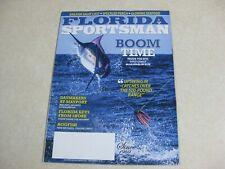 Lot of 10 Florida Sportsman Fishing / Hunting Magazines 2009-2019