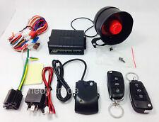 Universal Car Security Sistema De Alarma Impactante Sensor 2 Mandos A Distancia