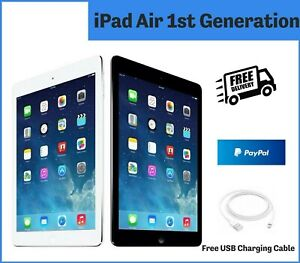 Apple iPad Air 1st Generation, 16GB 32GB, Various Colours & Grades Available