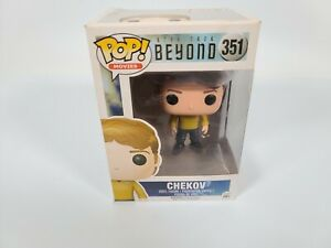 FUNKO Pop!  - Star Trek Beyond - Chekov #351