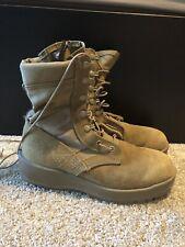 ALTAMA Coyote Brown Military Boots Men 7R Vibram