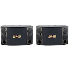 "BMB CSD-880 10"" 1000W High Power Karaoke Speakers (Pair)"