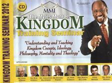 Kingdom Training Seminar Concepts, ideology, philosophy - (18 Cds) Myles Munroe