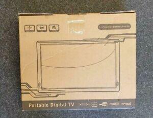 "Leadstar Portable Digital TV D7 DVB-T2 Black 7"""
