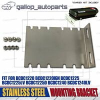 For REDARC BCDC1220 BCDC1225D BCDC1240 Universal StainlessSteel Mounting Bracket