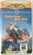 Chitty Chitty Bang Bang VHS Brand new sealed 30th Anniv. Commemorative Edition
