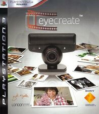 Eyecreate - London Studio - JEU PS3 - NEUF