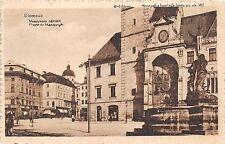 BT2792 Olomouc masarykovo namesti placo de masaryk    czech republic