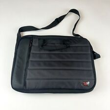 "SWISSGEAR Laptop Notebook Messenger Bag 17"" x 13""  Black Slimcase"