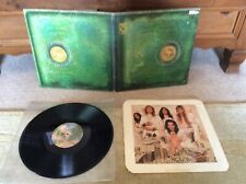 Very Rare Alice Cooper Lp Quadraphonic Lp Million Dollar Babies 1974