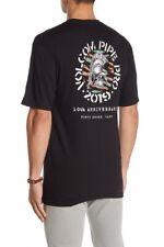 Volcom Men's S Short Sleeve T-Shirt Pipe Pro Hawaii VPP Crest 10th Anniversary