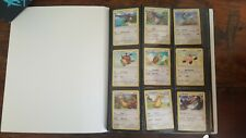 Pokemon Binder Bundle WITH 207 Pokemon Cards ... EXCELLENT CONDITION