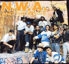 NWA Shirt Rap Hip Hop Ice Cube Dr. Dre Easy E Street Style NWA Tee Reprint S