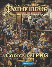 Pathfinder: Codice dei PNG