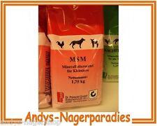 MSM für Kleintiere Mineralstoffmischung für Geflügel 25kg