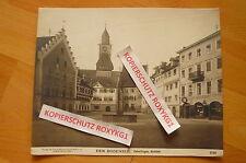 altes Foto Der Bodensee Ueberlingen Hofstatt 1905 ca. 19,4 x 24,5 cm