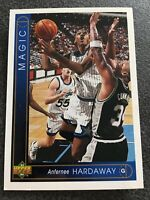 Anfernee Hardaway 1993-94 Upper Deck 382 Rookie Card RC NBA Orlando Magic