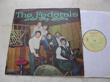 The Federals same * MEGARARE English 60s BEAT only released in Rumania 1965 *