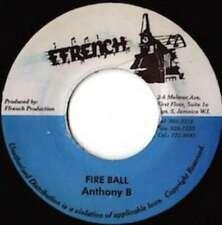 "Anthony B - Fire Ball (7"") Vinyl Schallplatte - 7213"