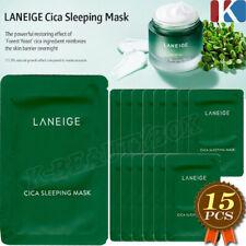 LANEIGE Cica Sleeping Mask 60ml (=4ml*15pcs) Overnight Cream Moisture Night Mask