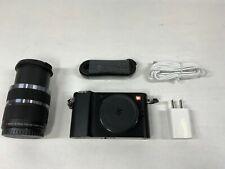 YI M1 4K 20MP Mirrorless Digital Camera w/ 12-40mm F3.5-5.6 Lens No Battery BLK