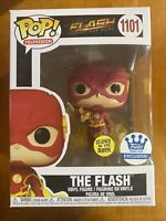 FUNKO POP MARVEL THE FLASH GLOW IN THE DARK FUNKO SHOP EXCLUSIVE