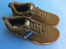 AND1 Draft men's athletic shoes, comfort padded insole, black, New